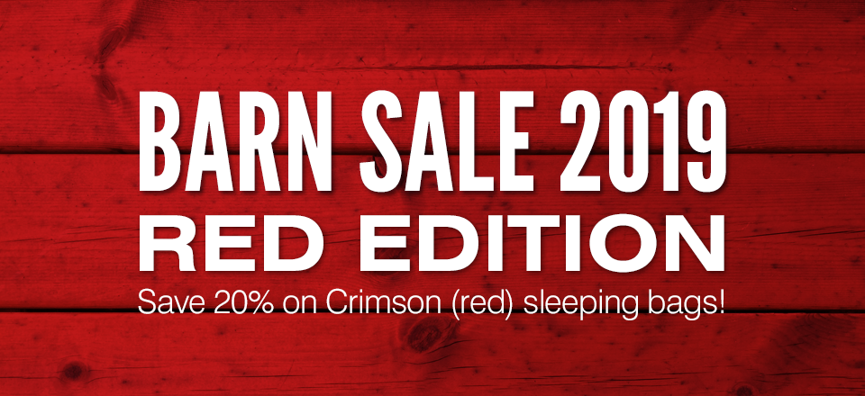 Barn Sale 2019 : Red Edition