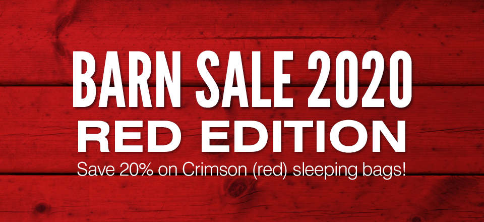 Barn Sale 2020 : Red Edition